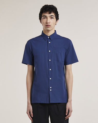 BELLFIELD HAVALINA MENS SHIRT | NAVY