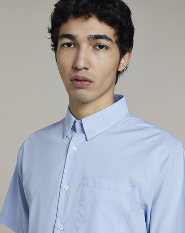 BELLFIELD HAVALINA MENS SHIRT | POWDER BLUE