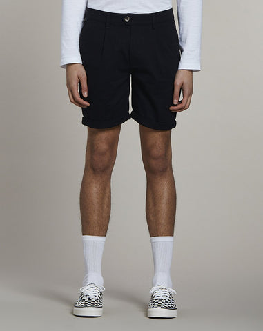 BELLFIELD KOWALSKI CHINO MENS SHORTS | BLACK