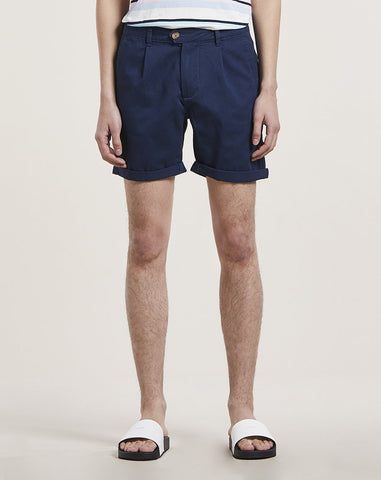 BELLFIELD KOWALSKI CHINO MENS SHORTS | NAVY