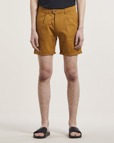 BELLFIELD KOWALSKI CHINO MENS SHORTS | TOBACCO