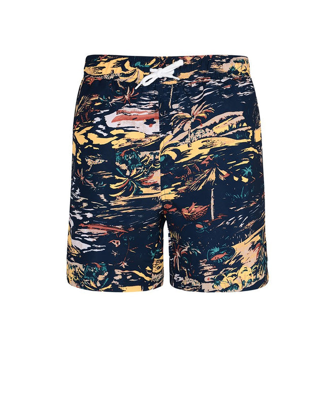 BELLFIELD LEGACE MENS SWIM SHORTS | BLACK