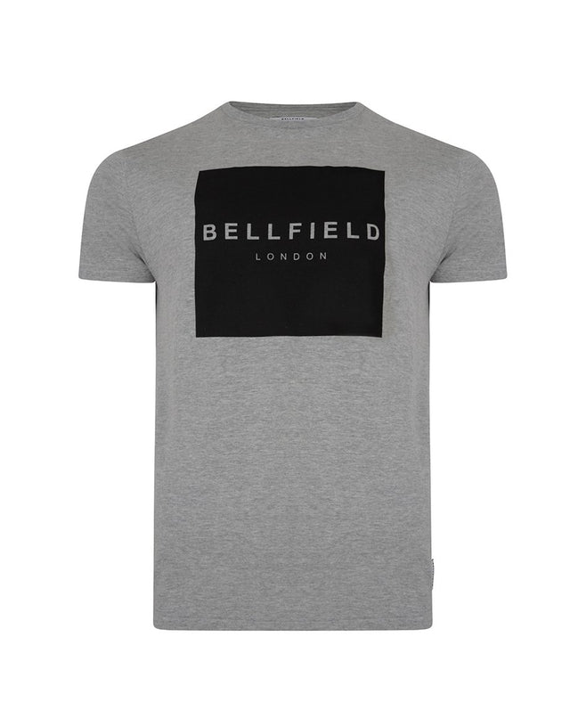 BELLFIELD LOGODO MENS T-SHIRT | GREY
