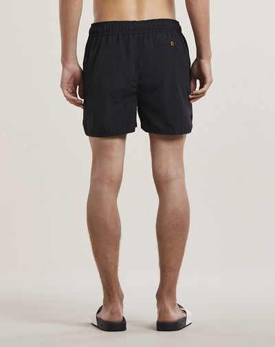 BELLFIELD MALTA MENS SWIM SHORTS | BLACK