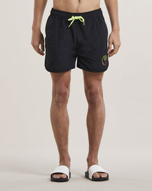 BELLFIELD MALTA MEN'S SWIM SHORTS | BLACK