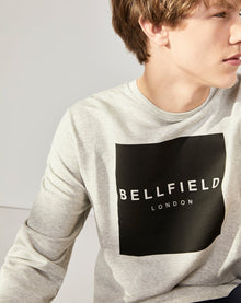 BELLFIELD MUNDU MEN'S SWEATSHIRT | GREY