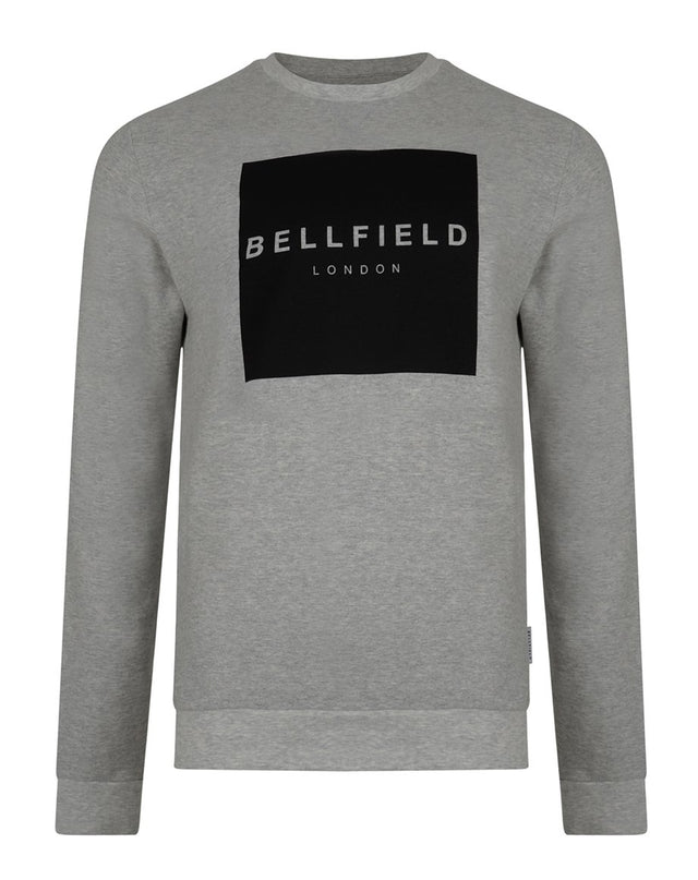 BELLFIELD MUNDU MENS SWEATSHIRT | GREY