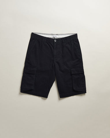 BELLFIELD ODISHA CARGO MENS SHORTS | BLACK