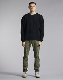 BELLFIELD PALLA MENS JUMPER | BLACK