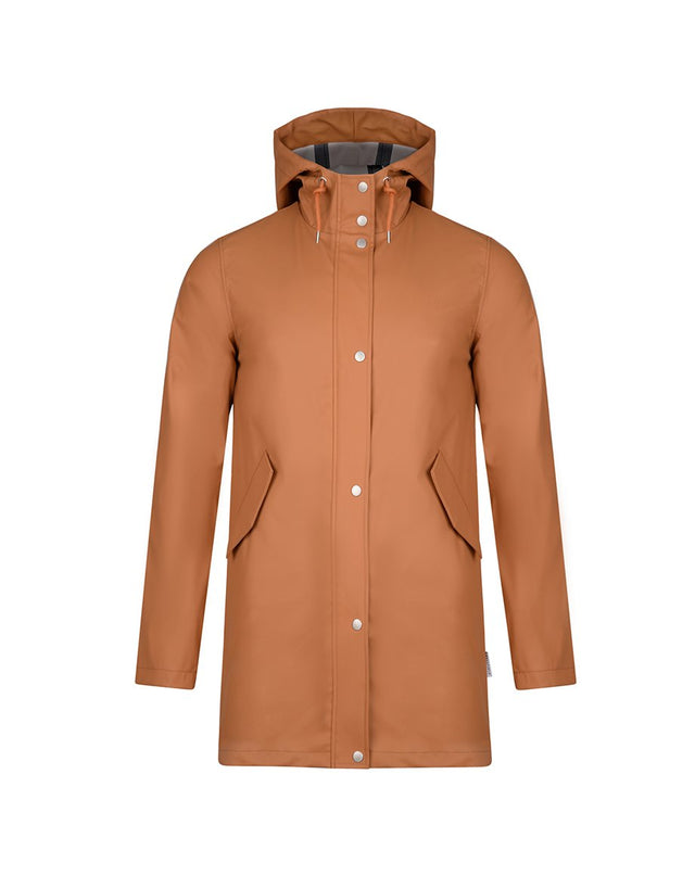BELLFIELD PALLAS MENS PARKA | TOBACCO