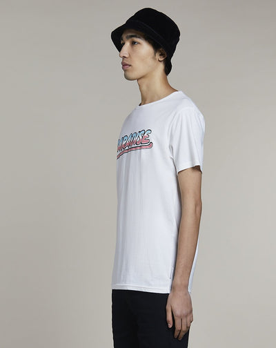 BELLFIELD PARADINE MENS T-SHIRT | WHITE