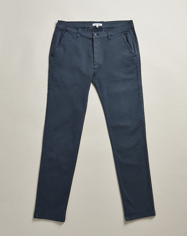 BELLFIELD PATRON MEN'S SKINNY CHINOS | NAVY