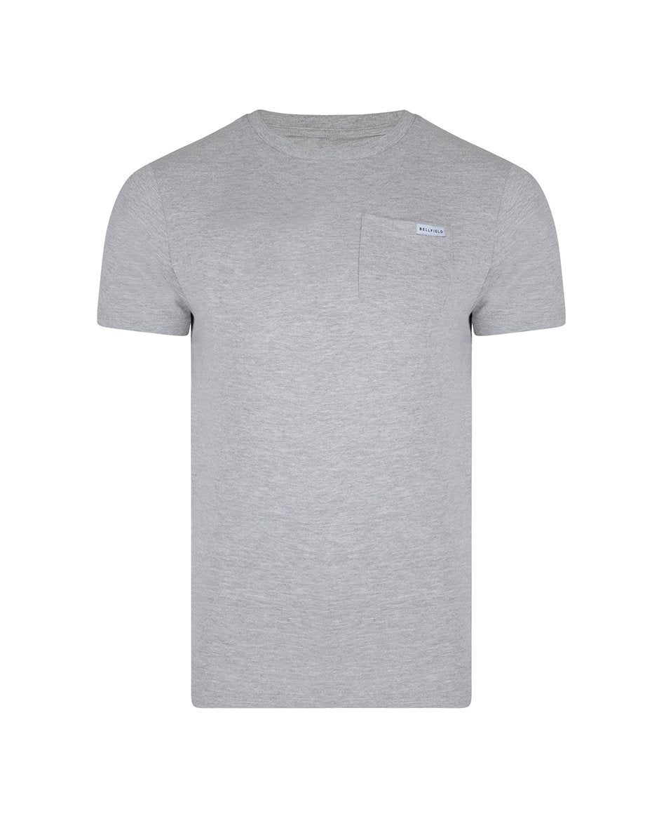 BELLFIELD PICTON MENS T-SHIRT | GREY