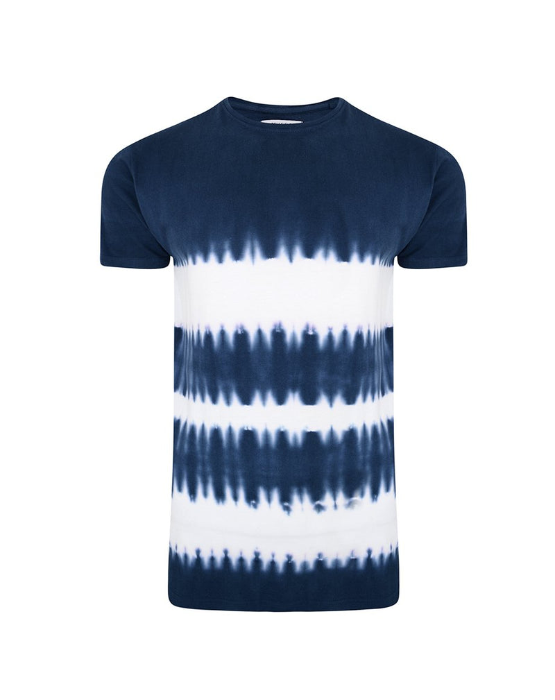 BELLFIELD SAMPIA MENS T-SHIRT | NAVY