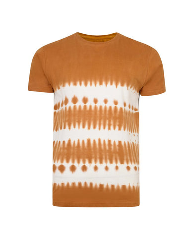 BELLFIELD SAMPIA MENS T-SHIRT | TOBACCO
