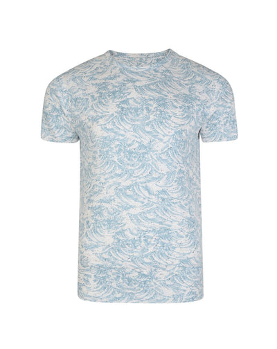 BELLFIELD STORMA MENS T-SHIRT | WHITE