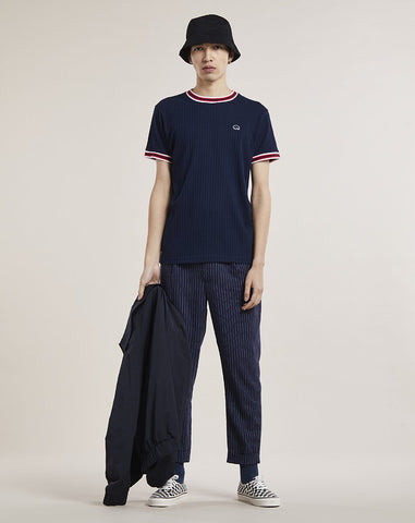 BELLFIELD TELORE MENS T-SHIRT | NAVY