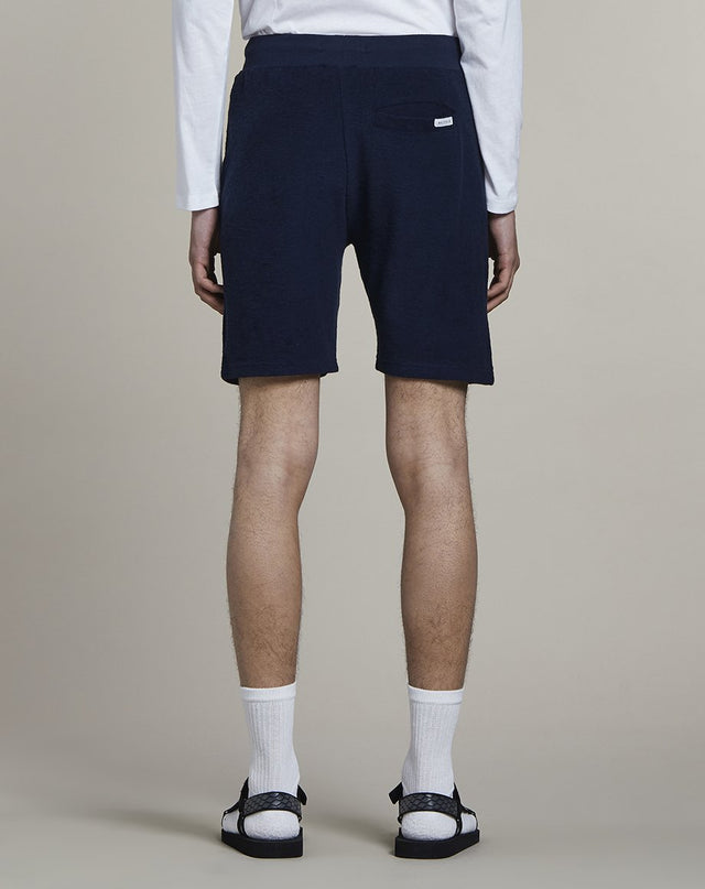 BELLFIELD TERIN MENS JOGGERS MENS SHORTS | NAVY