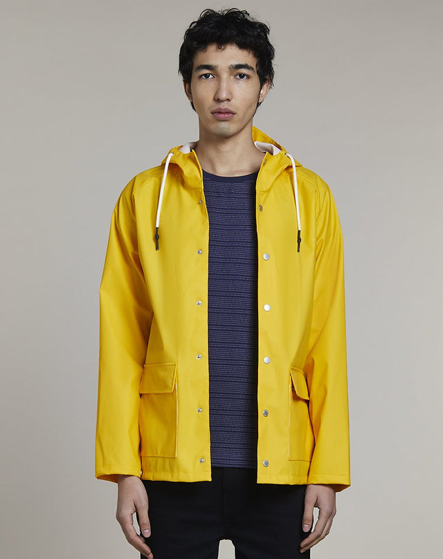BELLFIELD TOURIST MENS PARKA | YELLOW