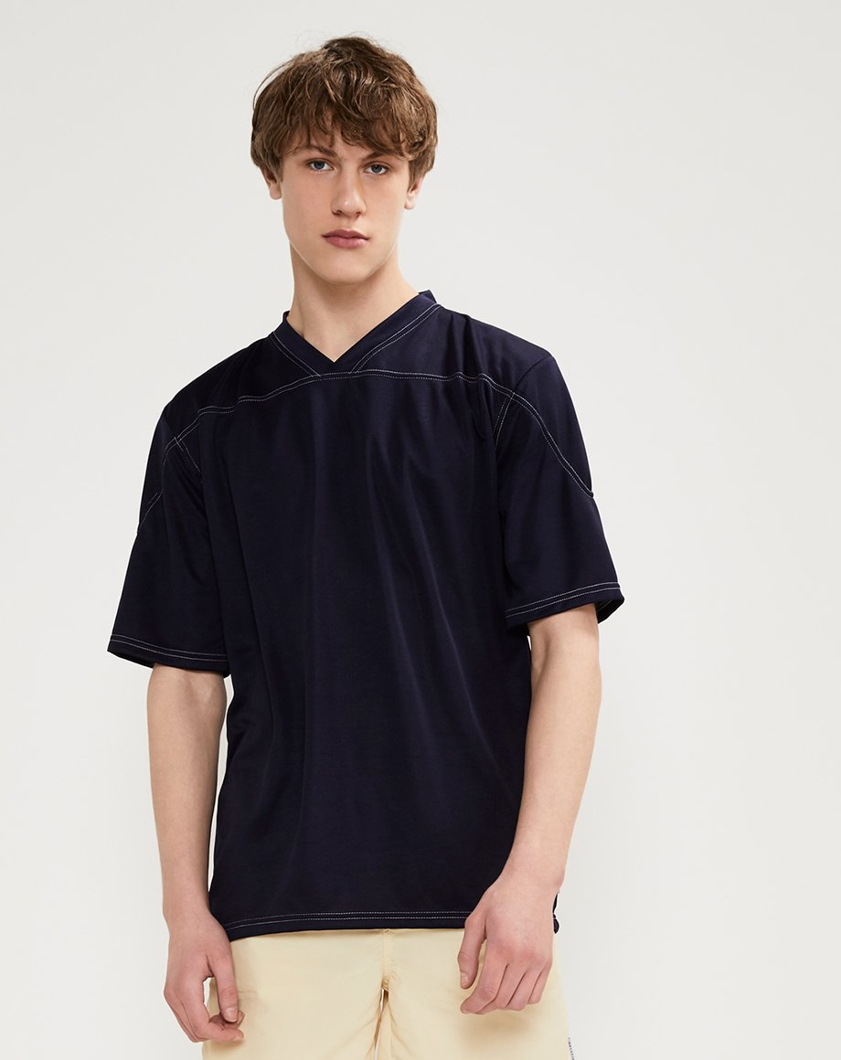 BELLFIELD TRANG MENS T-SHIRT | NAVY