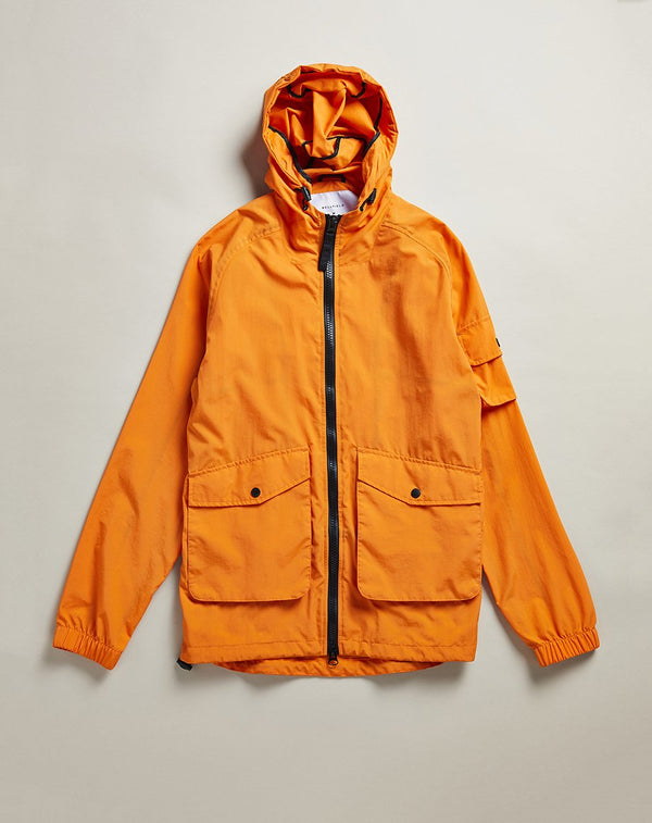 BELLFIELD VOYAGE HOODED MENS KAGOULE | ORANGE