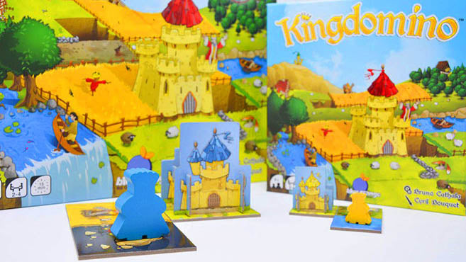 Kingdomino XXL Družabna igra Board Game Pravi Junak Blog