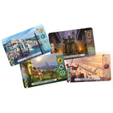 Družabna igra 7 Wonders: Duel Board Game Cards Pravi Junak