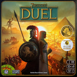 Družabna igra 7 Wonders: Duel Board Game Cover Pravi Junak