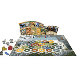 A Game of Thrones Catan Brotherhood of the Watch Components