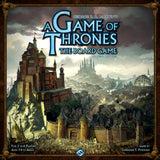 A Game of Thrones The Board Game 2nd Edition Cover