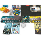 Adrenaline Team Play DLC Components Družabna igra Board Game Pravi Junak