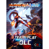 Adrenaline Team Play DLC Cover Družabna igra Board Game Pravi Junak