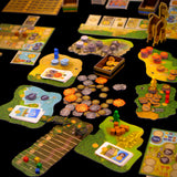Altiplano Družabna igra Board Game Components