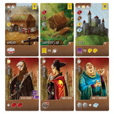Architects of the West Kingdom Buildings Apprentices Družabna igra Board Game Pravi Junak