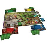 Architects of the West Kingdom Components Družabna igra Board Game Pravi Junak