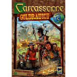 Carcassonne Gold Rush Cover