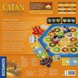 družabna igra catan mesta in vitezi back board game pravi junak