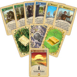 družabna igra catan mesta in vitezi cards board game pravi junak