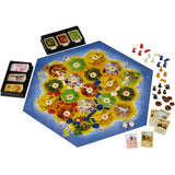 družabna igra catan mesta in vitezi components board game pravi junak