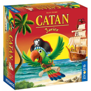 Družabna igra Catan Junior Board Game Cover