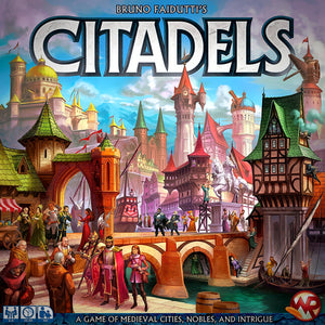 Citadels Cover