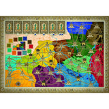Concordia Britannia Germania Map2 Družabna igra Board Game Pravi Junak