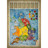 Concordia Britannia Germania Map1 Družabna igra Board Game Pravi Junak