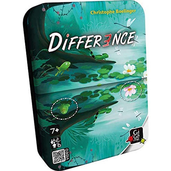 družabna igra difference škatla naslovnica box cover board game