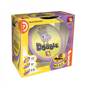 Dobble družabna igra 3D cover board card game