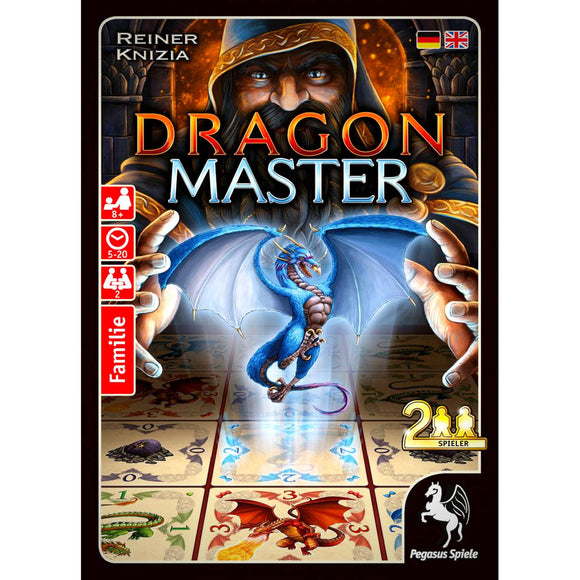 Družabna igra Dragon Master Board Game Cover Pravi Junak