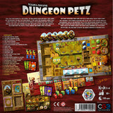 Dungeon Petz Družabna Igra Board Game Back