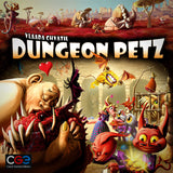 Dungeon Petz Družabna Igra Board Game Cover