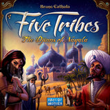 Five Tribes Cover