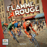Flamme Rouge Cover Družabna igra Board Game Pravi Junak